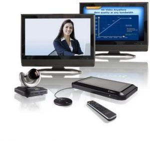 visio et caméra pour conférences professionnelle matériel