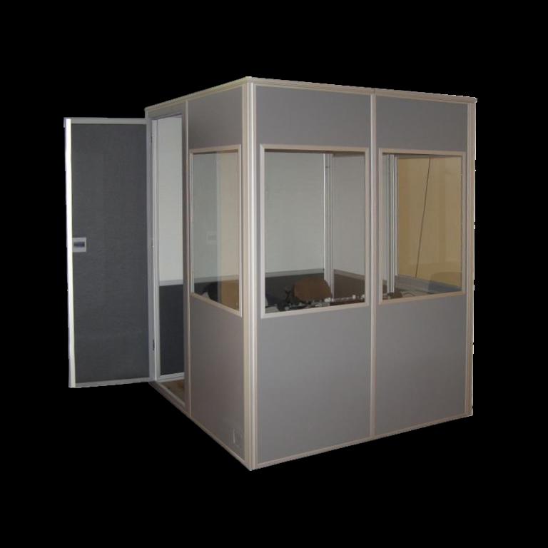 cabine de traduction simultanée