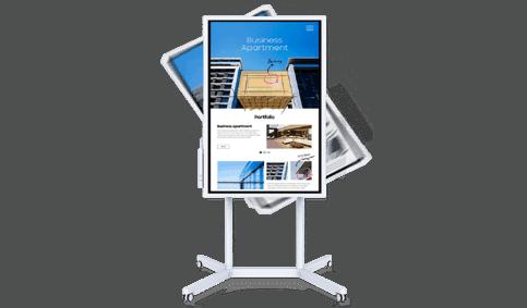 paperboard intéractif emagison