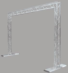 supports et ponts métalliques en location