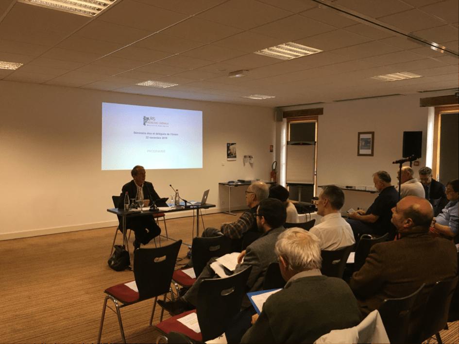 Sonorisation Assemblée Générale de l'URPS EmagiSon