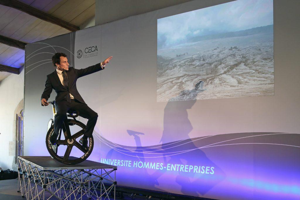 Conférence de Clément Leroy