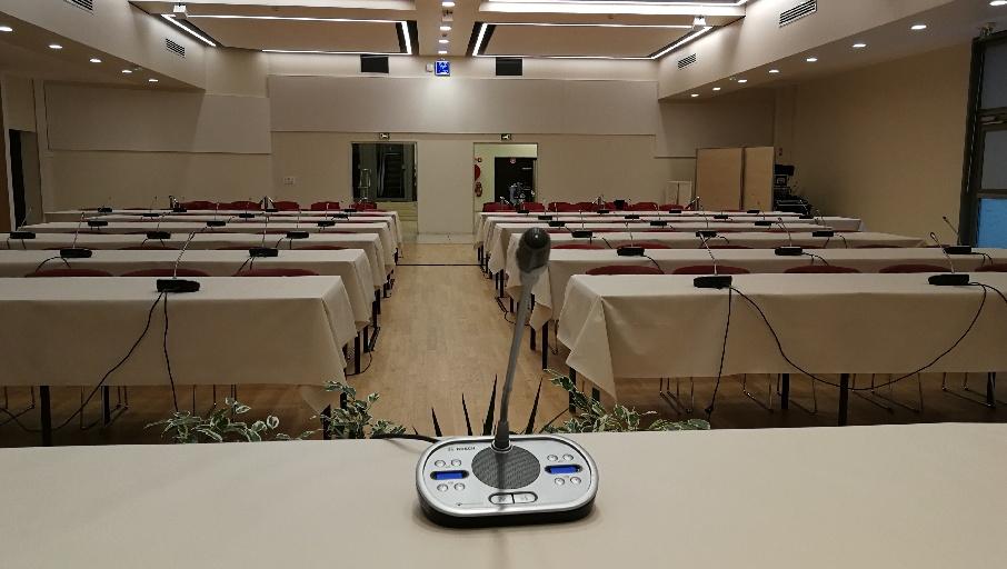 location micros de conférence