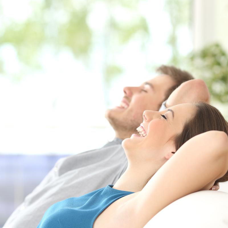 Respirez avec les purificateurs d'air EmagiSon