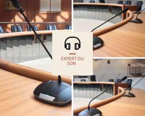 expert de l'audio et de la sonorisation bruges