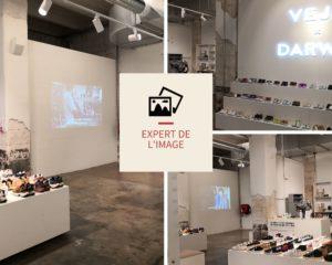 espace veja darwin équipé avec vidéoprojecteur Emagison