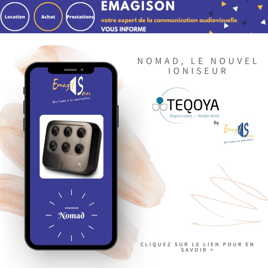 Nomad teqoya by emagison
