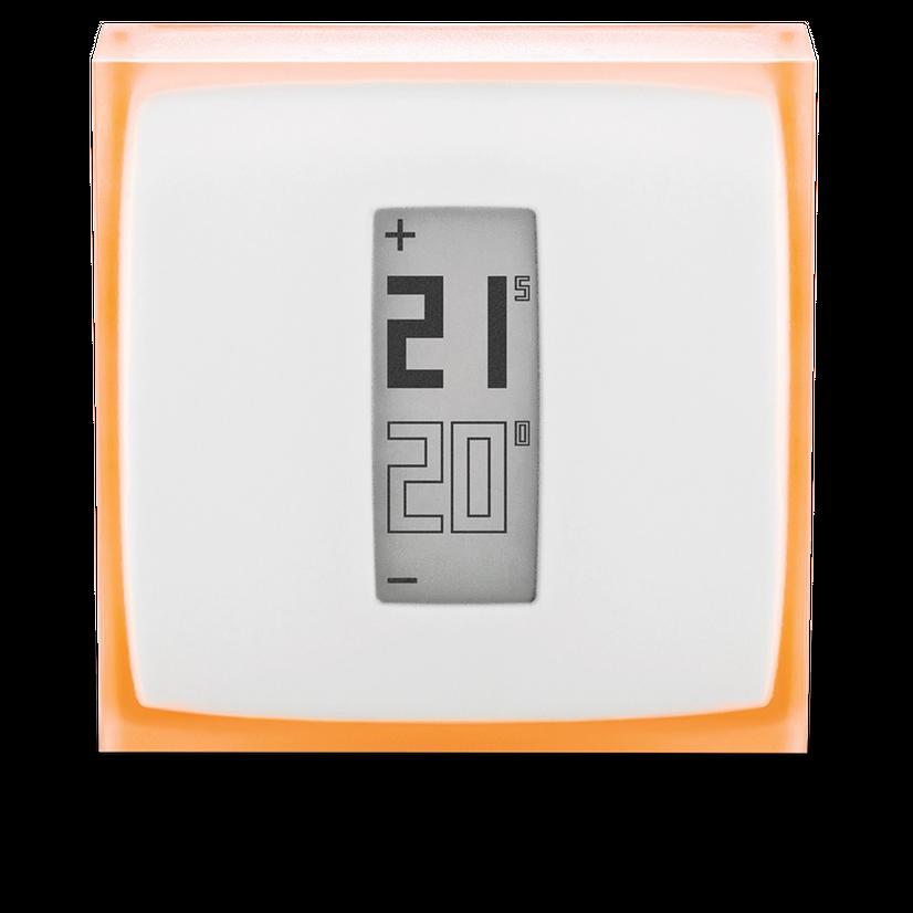 Domotique : thermostat intelligent